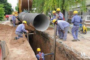 Renovación de red secundaria de agua partido de Moron $48 Millones 6 Ofertas