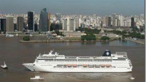 Nueva terminal de cruceros de Buenos Aires