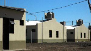 Una oferta para finalizar 48 viviendas en Viedma