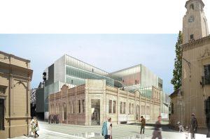 Centro cultural de la UNC contrato rescindido