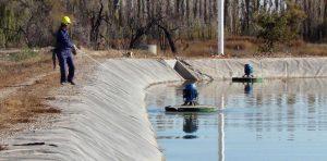 Millonaria inversión en Río Negro para agua potable y desagües cloacales