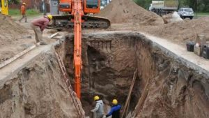 Construirán desagües para Fray L. Beltrán
