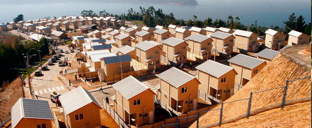 Promover n el uso de la madera en la construcci n de for Viviendas en madera