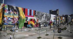 Adjudican a la firma Collage Lab S.R.L. la realización de murales