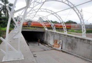 Avance de obra túneles de calles Córdoba y Mendoza