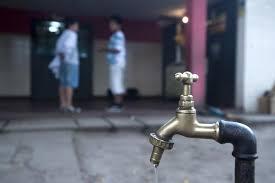 """Aumento de capacidad de reserva de agua potable en Escuela de Santa Rosa""""."""