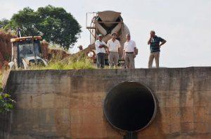 Se abrieron ofertas para las obras de desagüe de Bella Vista
