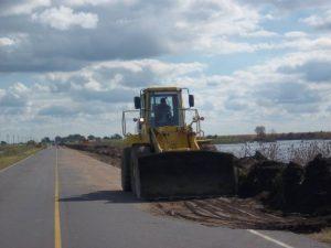 Ofertas para repavimentar Ruta Provincial n° 70