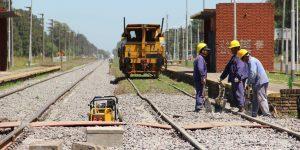 Ofertas Recuperación y Mantenimiento Vías Ferrocarril Belgrano