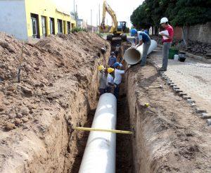 Adjudicaron obras de desagüe en San Francisco Córdoba
