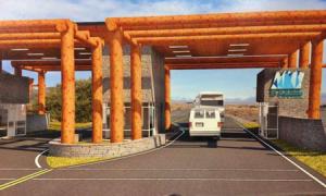 1657 Calafate Oferta para la construcción del nuevo portal de acceso