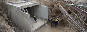 Se realizó una audiencia pública sobre la obra del arroyo La Chancha