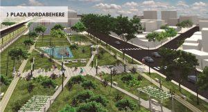 Tres de Febrero más de 80 millones para remodelar plazas