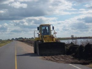 Ocho empresas se presentaron a la licitación para repavimentar ruta 70