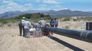 Abrieron los sobres de licitación por agua en Pampa del Chañar