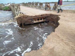 Tres empresas para la licitación de los puentes Elvira-Ernestina