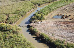 Adjudicaron las obras para ampliar el caudal del Río Salado por $ 1.677 millones