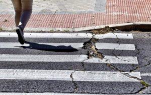 Anuncian el comienzo de la recomposición de calles defectuosas en Venado Tuerto