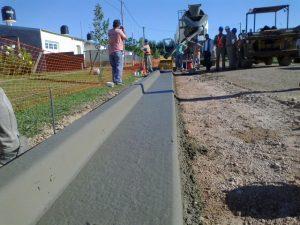 Se abrió la licitación para la obra de cordón cuneta en Vista Alegre y Villa Nocito
