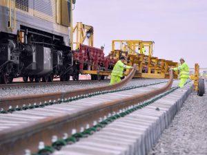 Arrancaron las obras ferroviarias del Plan Belgrano