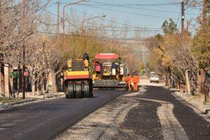 Se abrió licitación para 80 cuadras de pavimento en Roca
