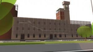 Santa Fe, última etapa de la obra El Molino Fabrica Cultural $ 105 Millones