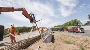 Adjudican a Homaq, Dos Arroyos y UCSA  Ruta 7 tramo Carmen de Areco – Junín