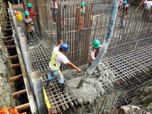 La construcción cierra un año para el olvido