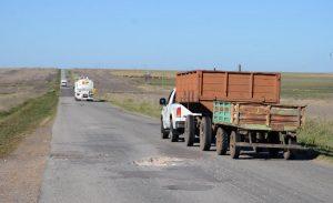 Puan: cuatro ofertas por la obra de repavimentación de la ruta 67