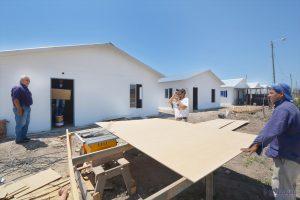 Santa Catalina: alistan la construcción de más de mil nuevas viviendas