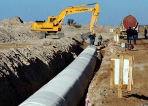 12,7 millones de pesos en la obra de distribución de agua potable de Concordia Cinco Ofertas