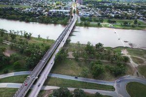 Rio Cuarto Se lanzó la licitación del puente: se presentaron cuatro empresas