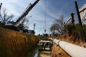 Entubado del canal Roverano 8 Ofertas $112 Millones