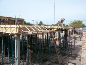 Construirán la Escuela 1082 de Pompeya y el histórico edificio de la Comercio