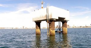 Adjudicaron a DRAGADOS Y OBRAS PORTUARIAS S.A. la Reparación de Pilotes Macizos Muelle Almirante Storni