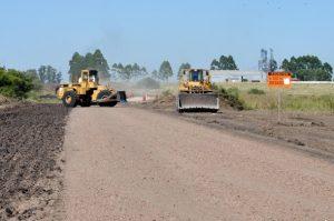 Pavimentaran los 5 kilómetros que restan entre Tezanos Pintos y Oro Verde