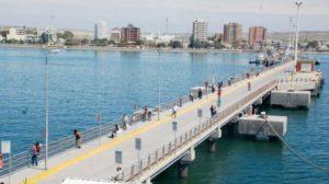 Muelle Piedra Buena (Puerto Madryn): 4 empresas compiten para ganar la obra