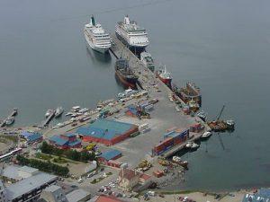 Cuatro empresas presentaron ofertas para la obra de ampliación del muelle del Puerto de Ushuaia