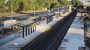 En 3 meses se inaugurara la estación Panamericana del Belgrano Norte