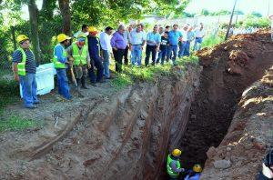 Estado de avance de obras en Corrientes