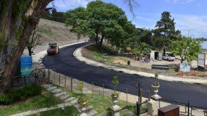 Nuevos trabajos de infraestructura en marcha y licitaciones próximas en Paraná