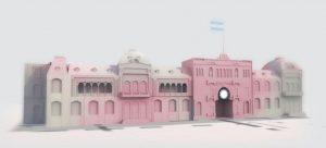 Adanti Solazzi, remodelará la Casa Rosada por $285 millones de pesos