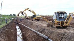 Obras de red de cloacas y colector cloacal en Saladillo 3 Ofertas– $76 Millones