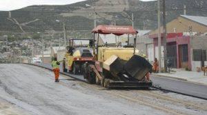 Gas, pavimentación y cordones cuneta en Comodoro $27 Millones