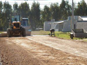 Pavimentación del Barrio 17 de Octubre 2 Oferentes $23 Millones