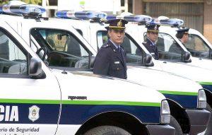 Destacamento Policial en Carlos Keen 2 Oferentes