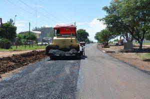 Chajari Única Oferta Pavimento Av. 1° de Mayo $7,5 Millones