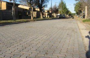 Sunchales pavimento articulado 3 ofertas $0,7 Millones