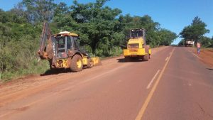 Guido Mogetta único oferente por la repavimentación de la Ruta Provincial Nº 4 $22 Millones