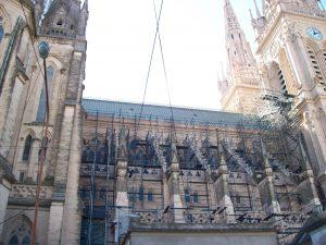 Restauración de la Basílica de Luján